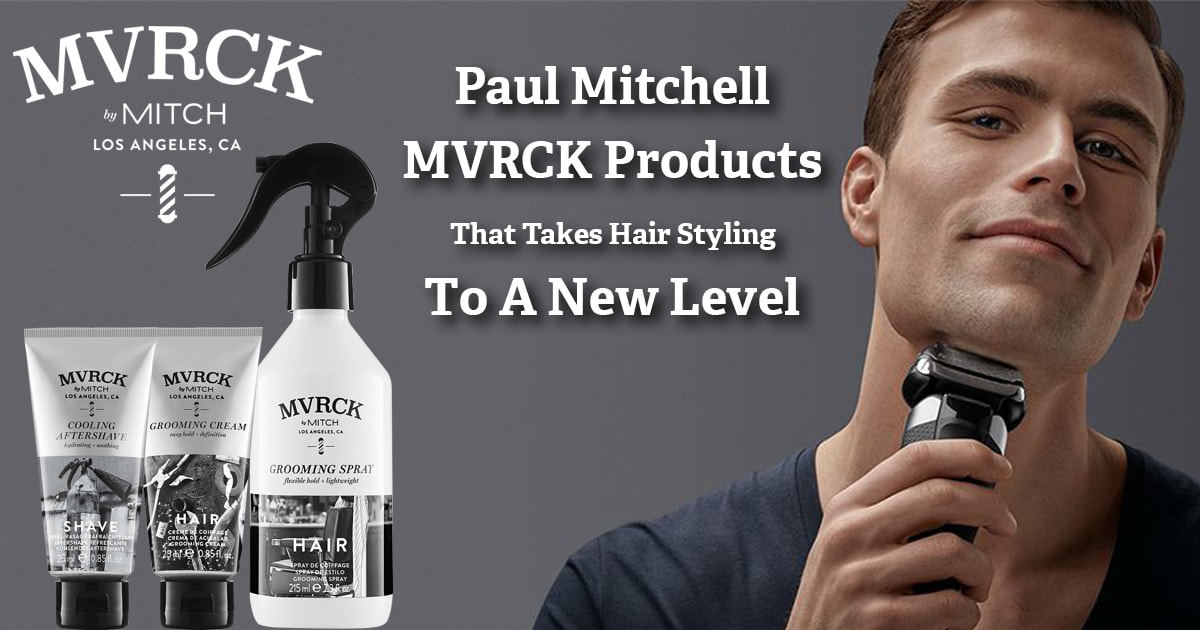 Paul Mitchell Mvrck Grooming Cream